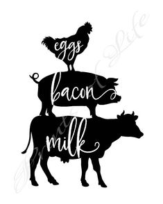 Barnyard Silhouette at GetDrawings com | Free for personal use