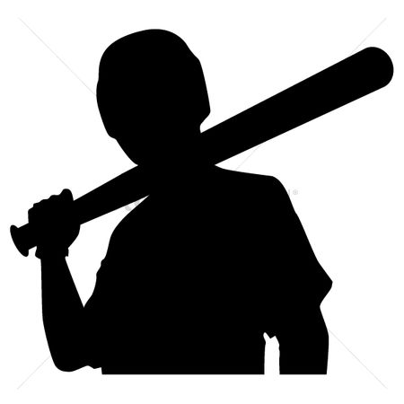 450x450 Free Baseball Bats Stock Vectors Stockunlimited