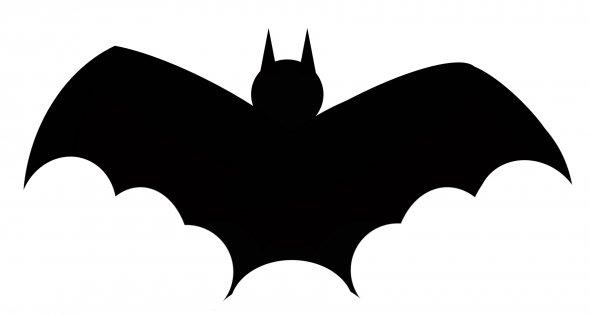 590x315 Silhouette Baseball Bat