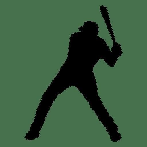 512x512 Baseball Bats Silhouette Batting Clip Art