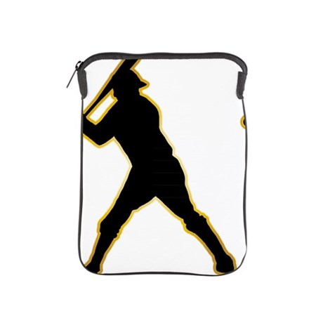 460x460 Baseball Batter Ad Ipad Sleeve By Admin Cp11141248