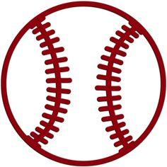 236x236 Baseball Heart Cuttable Design Cricut Decor Cricut