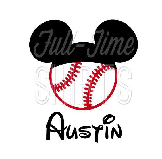 570x557 Personalized Baseball Sports Hat Mickey Mouse By Fulltimeshirts