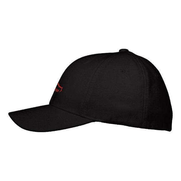 Baseball Hat Silhouette