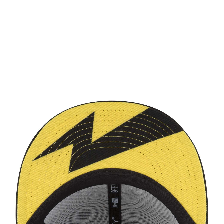 1500x1500 Pikachu Silhouette Sync 9fifty Baseball Cap By New Era (One Size