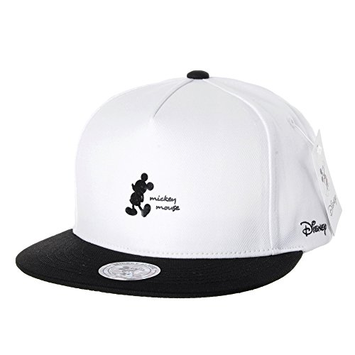 500x500 Withmoons Disney Mickey Mouse Silhouette Snapback Baseball Cap