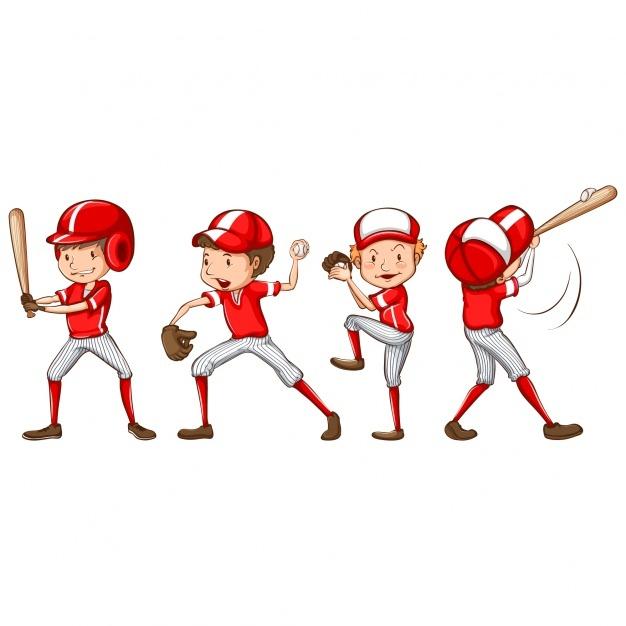 626x626 Baseball Player Vectors, Photos And Psd Files Free Download