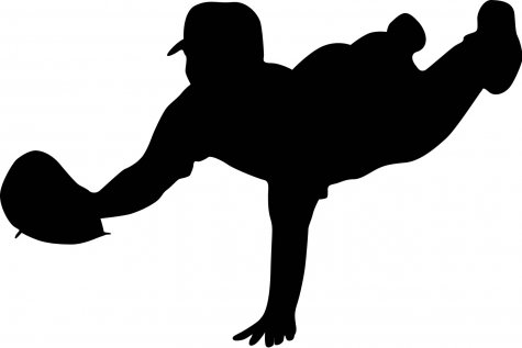 475x317 16 Baseball Player Diving Silhouette Vector Images