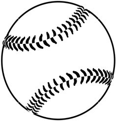 236x248 Baseball Clipart Black And White Baseball.png Big