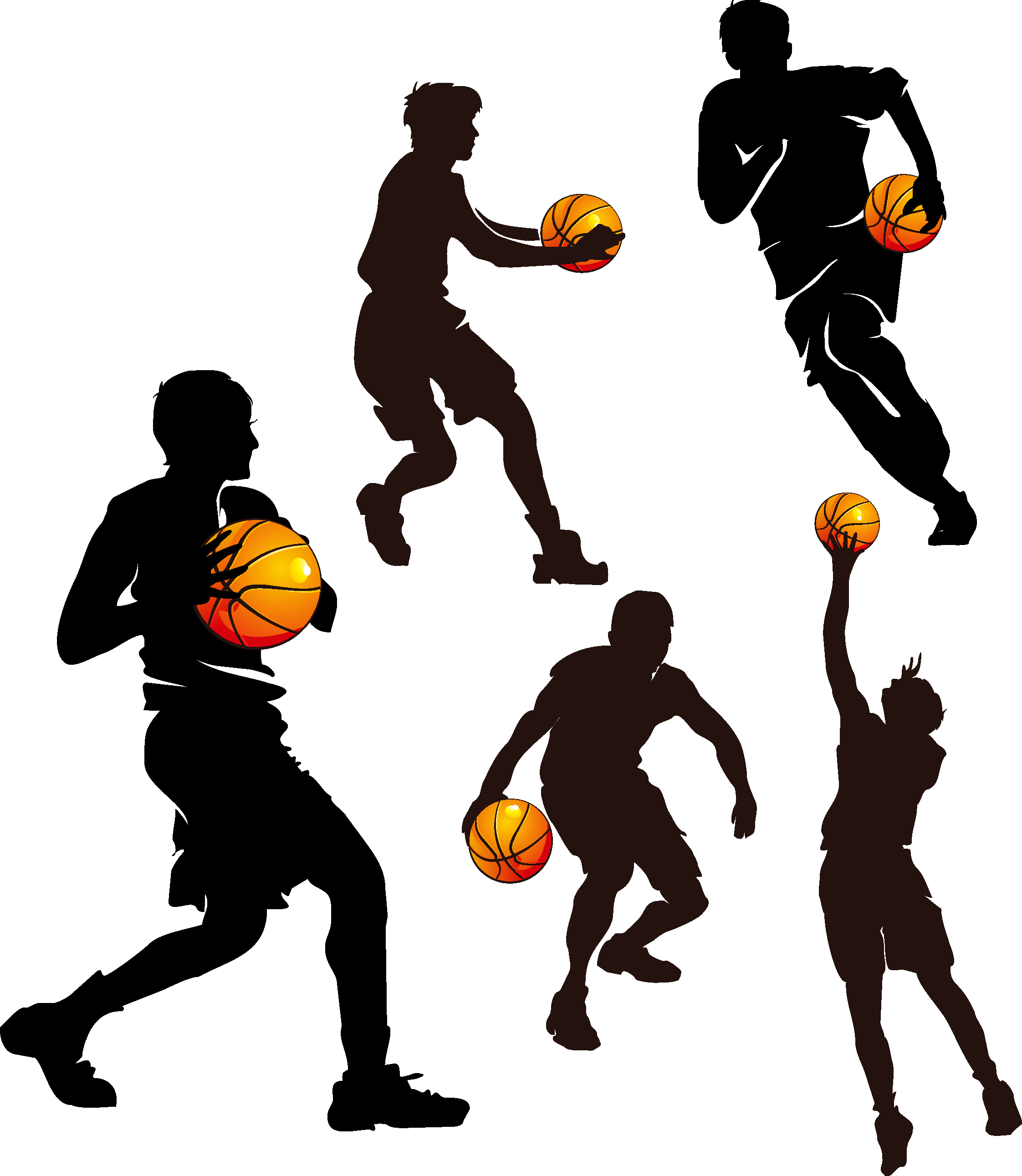 2244x2583 Basketball Sport Clip Art