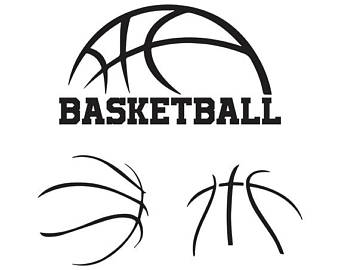 Basketball Ball Silhouette At Getdrawings Com Free For Personal