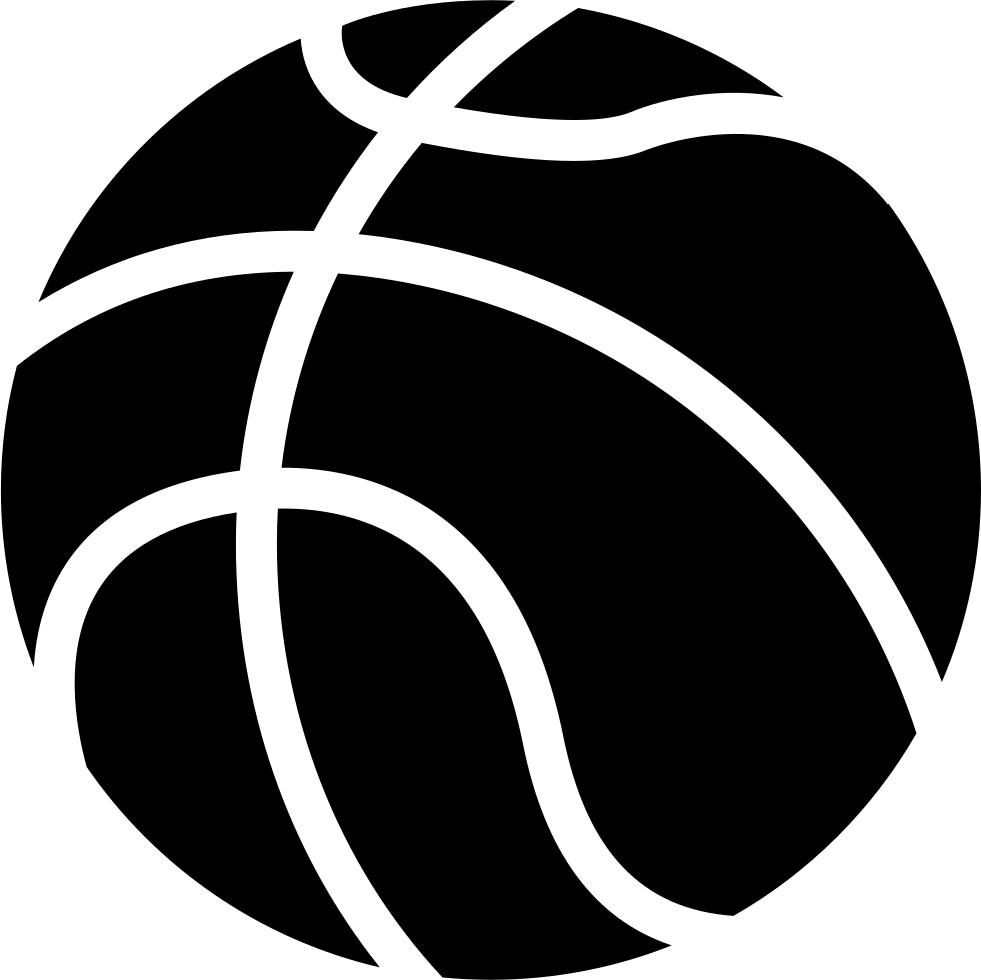 981x980 Basketball Ball Svg Png Icon Free Download ( 23195