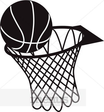 363x388 Basketball%20clipart Stencils Silhouettes Printables