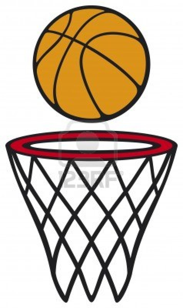 714x1200 Basketball Hoop And Ball Stock Photo New Man In My Life