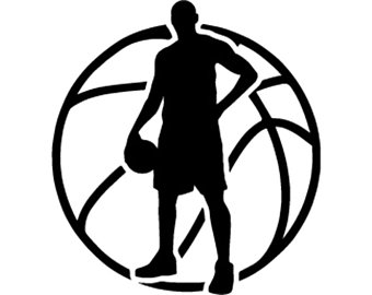 340x270 Basketball Logo 8 Player Ball Hoop Net Ball Sports Game Icon