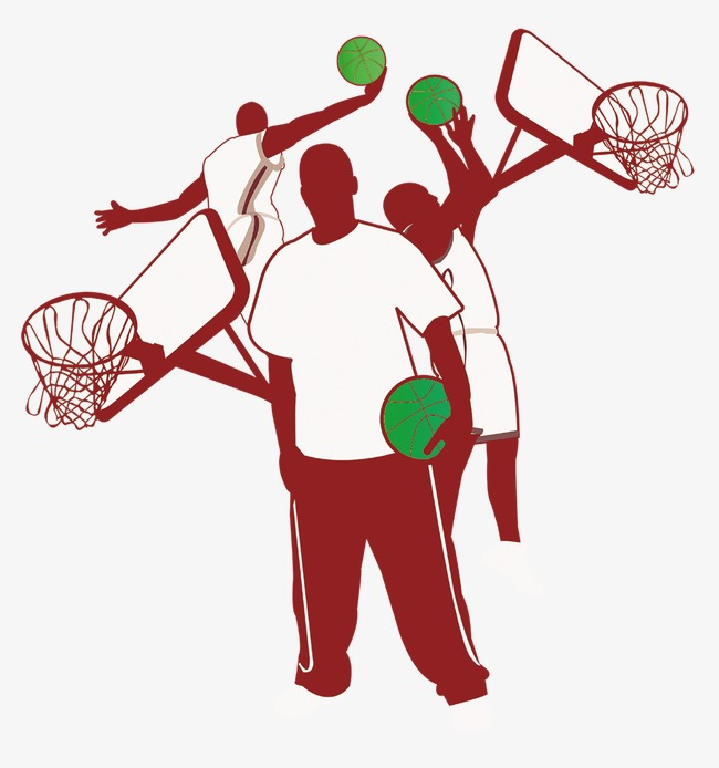 650x694 Basketball Silhouette, Sports Poster Design, Basketball Creative