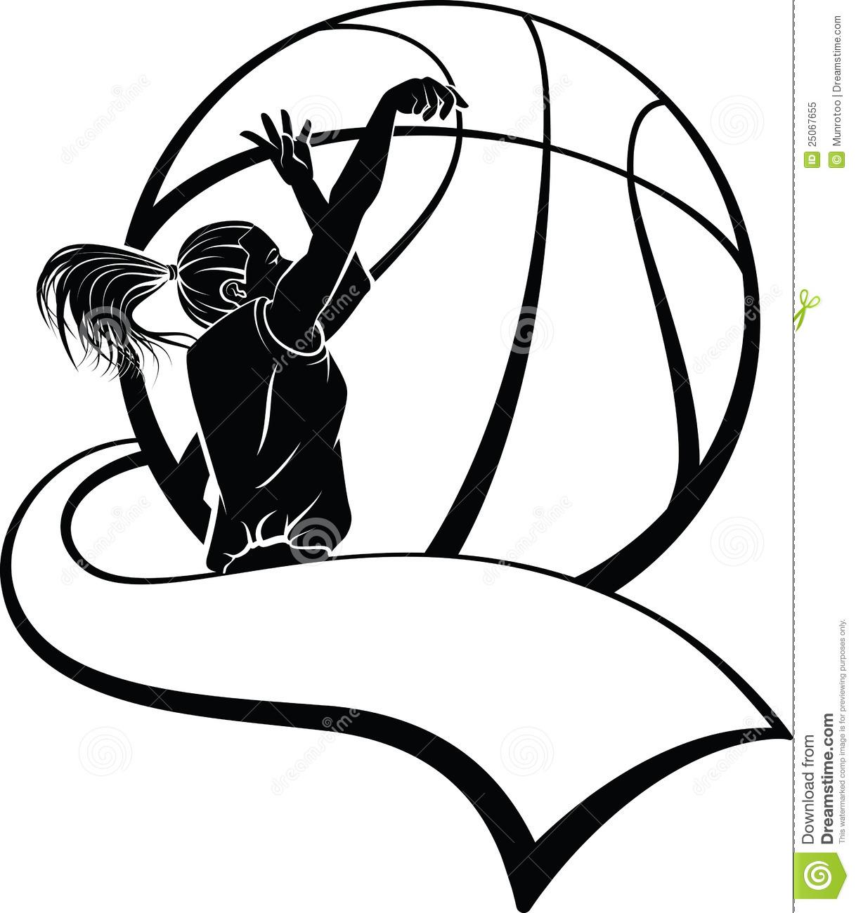 1218x1300 Girl Basketball Shooter With Clipart Panda