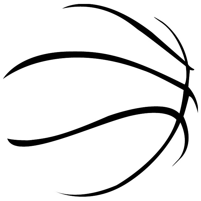 basketball silhouette clip art at getdrawings com free for rh getdrawings com basketball clipart free printable basketball clipart celtics