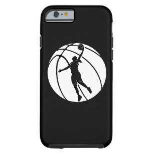 307x307 Girls Basketball Iphone Cases Amp Covers Zazzle