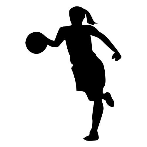 basketball silhouette girl at getdrawings com free for personal rh getdrawings com Girl Playing Basketball Clip Art Girl Playing Basketball Clip Art