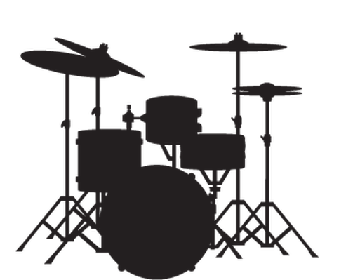 513x399 Music Instruments Silhouette Clipart The Arts Image Pbs