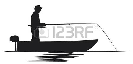 450x216 Boat Clipart Silhouette