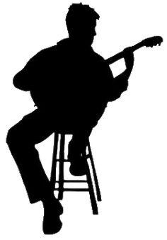 236x339 Vectores Libres De Derechos Silhouette Of Musicians Art Music