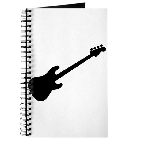 460x460 Bass Guitar Notebooks