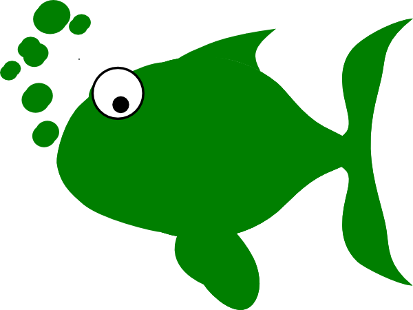 600x450 Redfish Silhouette Clipart Collection