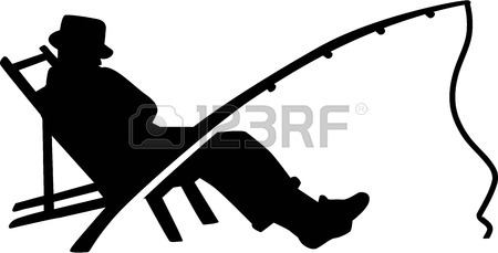 450x229 Top Bass Fish Outline Clip Art Fishing Silhouette Fisherman Caught