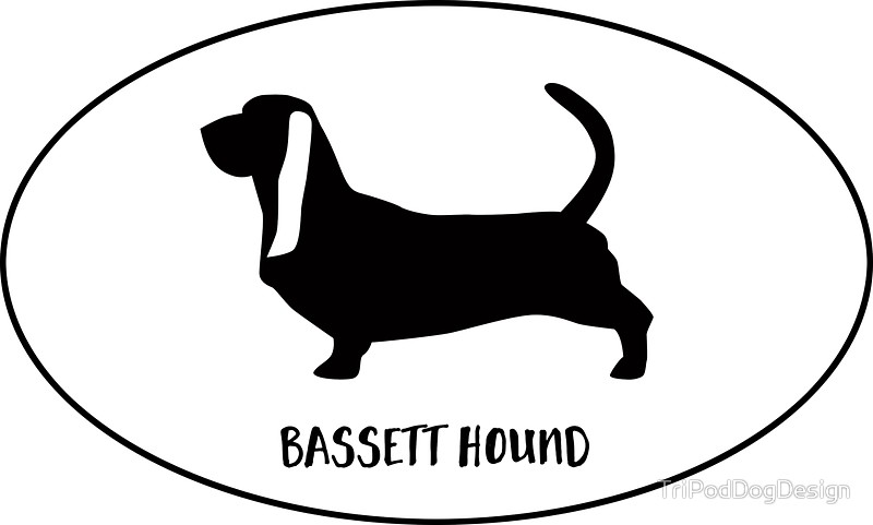 basset hound silhouette clip art at getdrawings com free for rh getdrawings com