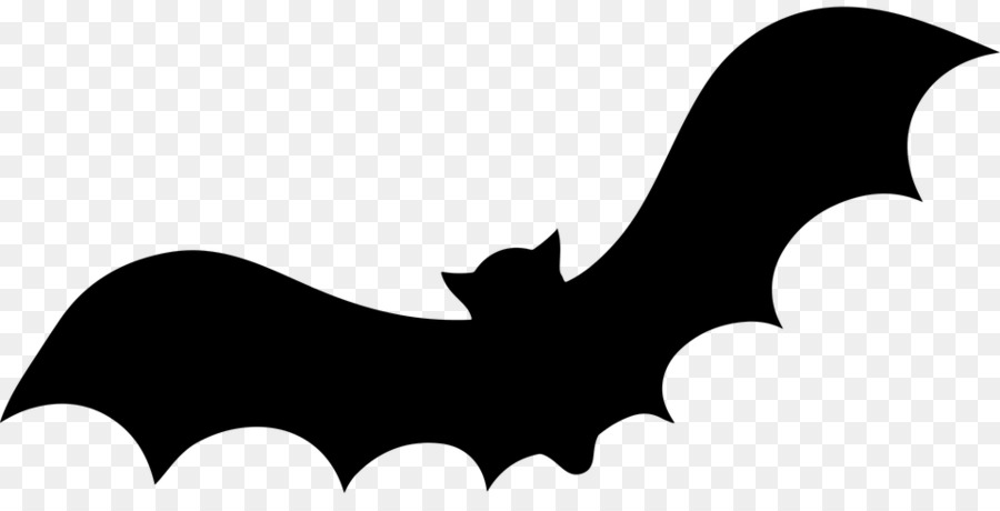 900x460 Bat Silhouette Clip Art