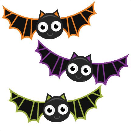 Bat Silhouette Clipart