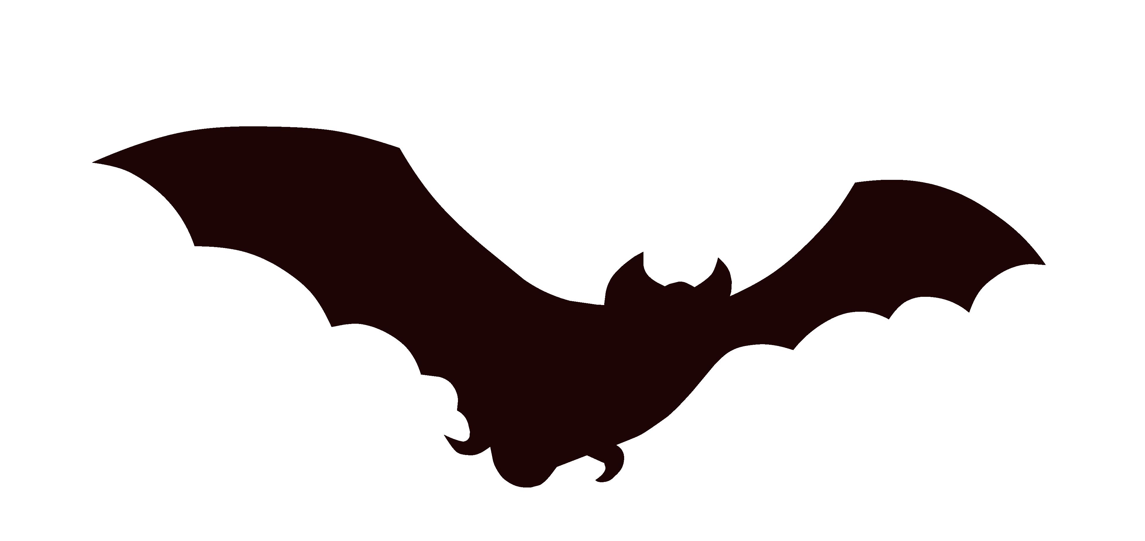 3913x1850 Bat Animation Cartoon Clip Art
