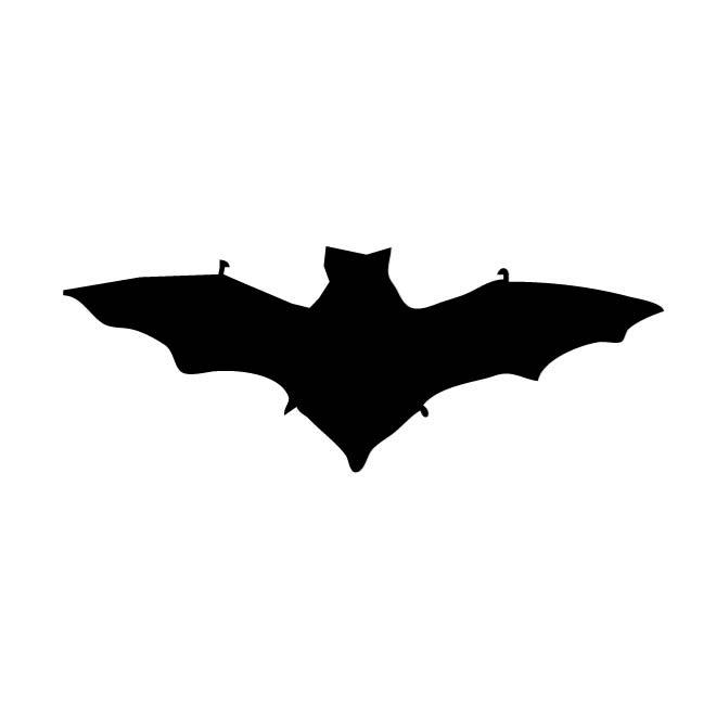 660x660 Bat Outline Image
