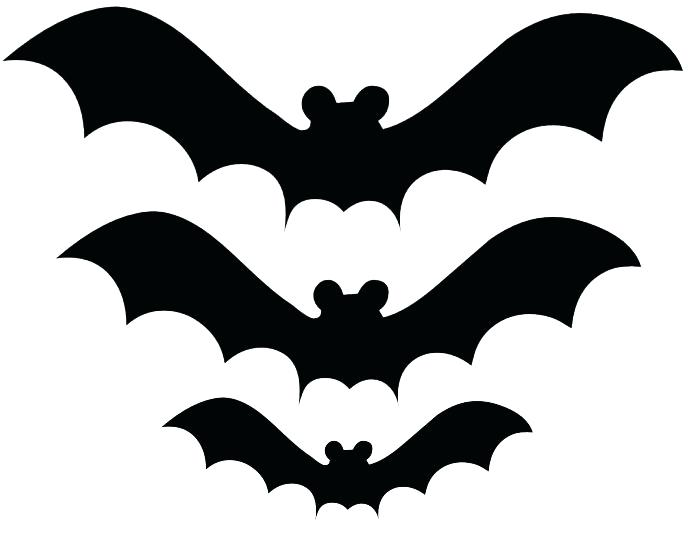 picture about Printable Bats referred to as Bat Silhouette Printable at  Absolutely free for