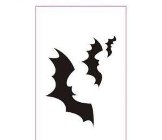 534x462 Bats Tattoos