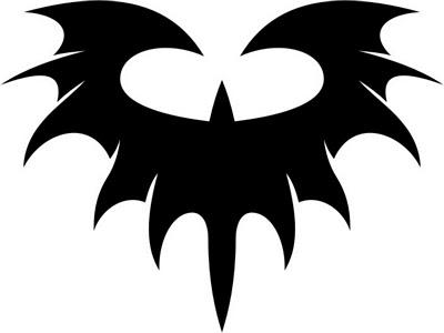 400x300 Tattootopblog Tribal Tattoo Design Tips Batman Tattoo Pictures