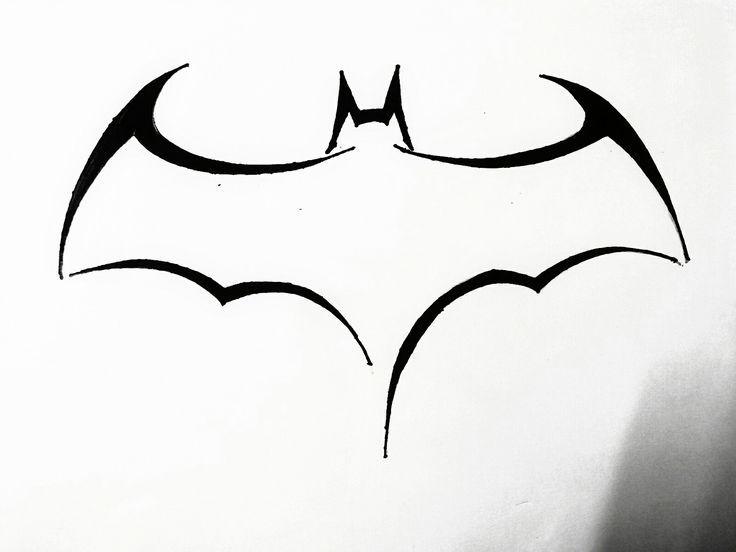 736x552 Resim Batman Tattoo, Tattoo