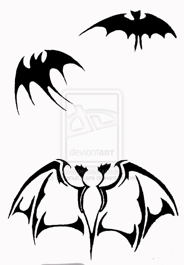 600x865 Bat Tattoos And Designs Page 238