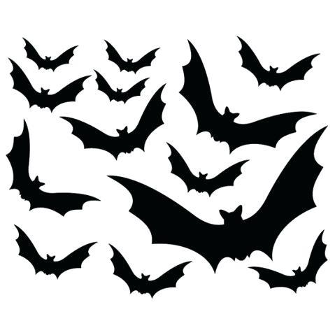 479x479 Halloween Bat Decorations Bat Silhouette Decorations Bat Halloween
