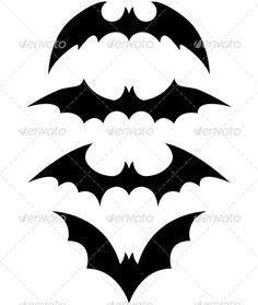 236x279 Halloween Black Bat Icon Set Paper Bat, Black Bat And Bats