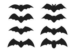 286x200 Bat Silhouettes
