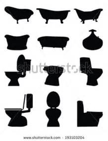 218x285 Bathroom Clip Art Silhouette