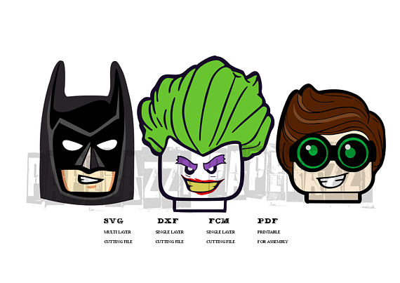 570x403 Lego Batman Movie Svg Fcm Dxf For Cricut Design Space