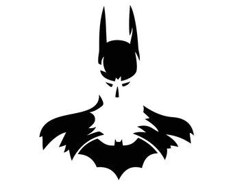 340x270 Batman Head Etsy