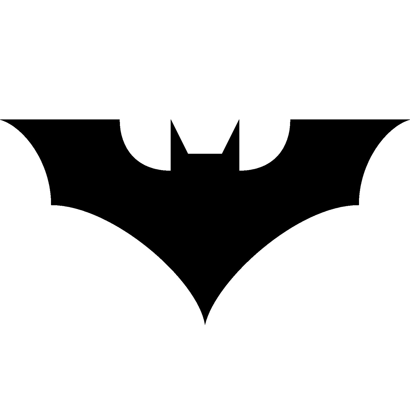 1600x1600 Pixel Clipart Batman Symbol