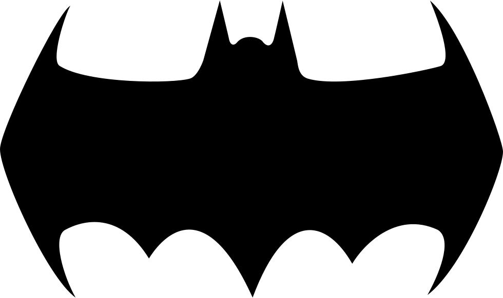 980x582 Batman Silhouette Variant Svg Png Icon Free Download ( 74425