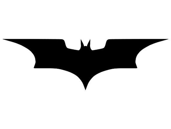 570x428 Batman Symbol Vector Digital Download File Bat Cutting