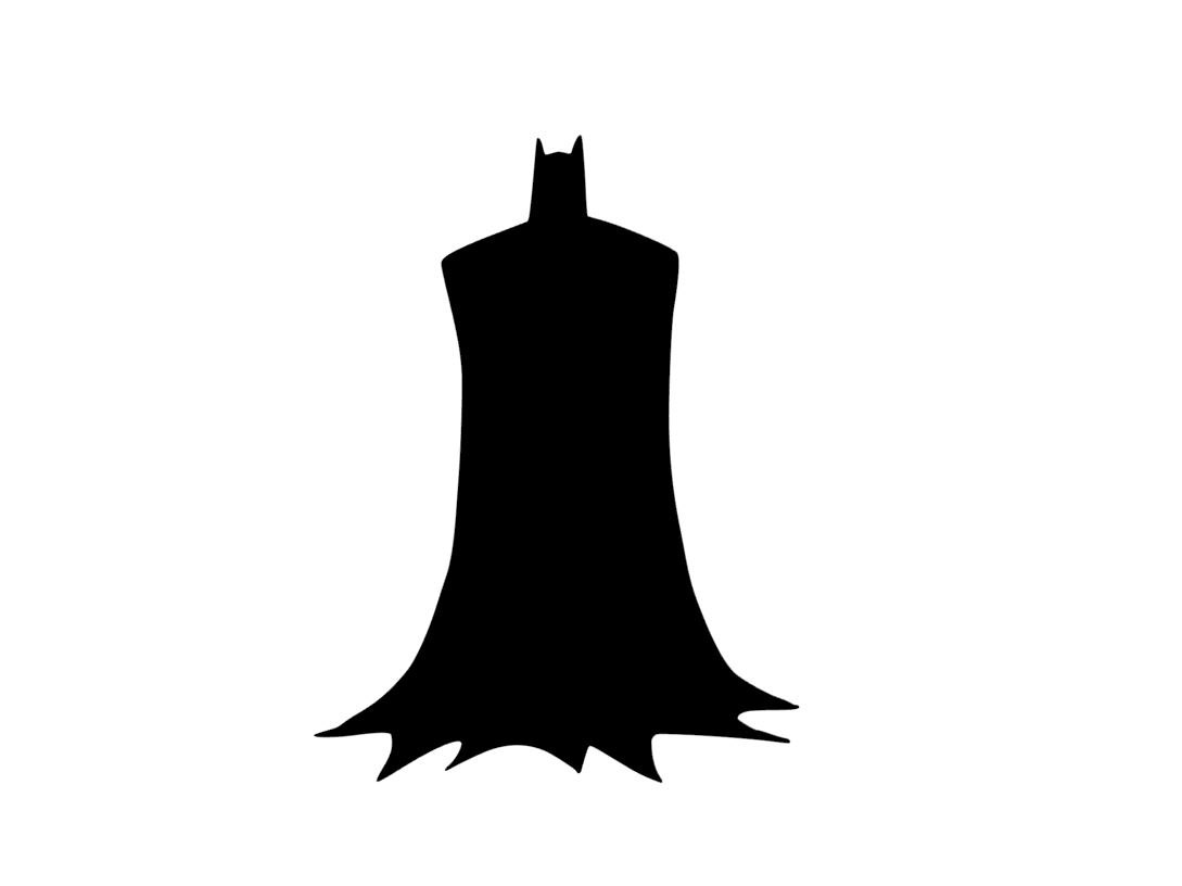 1089x816 Batman Silhouette Vinyl Decalumper Sticker Dc Comics
